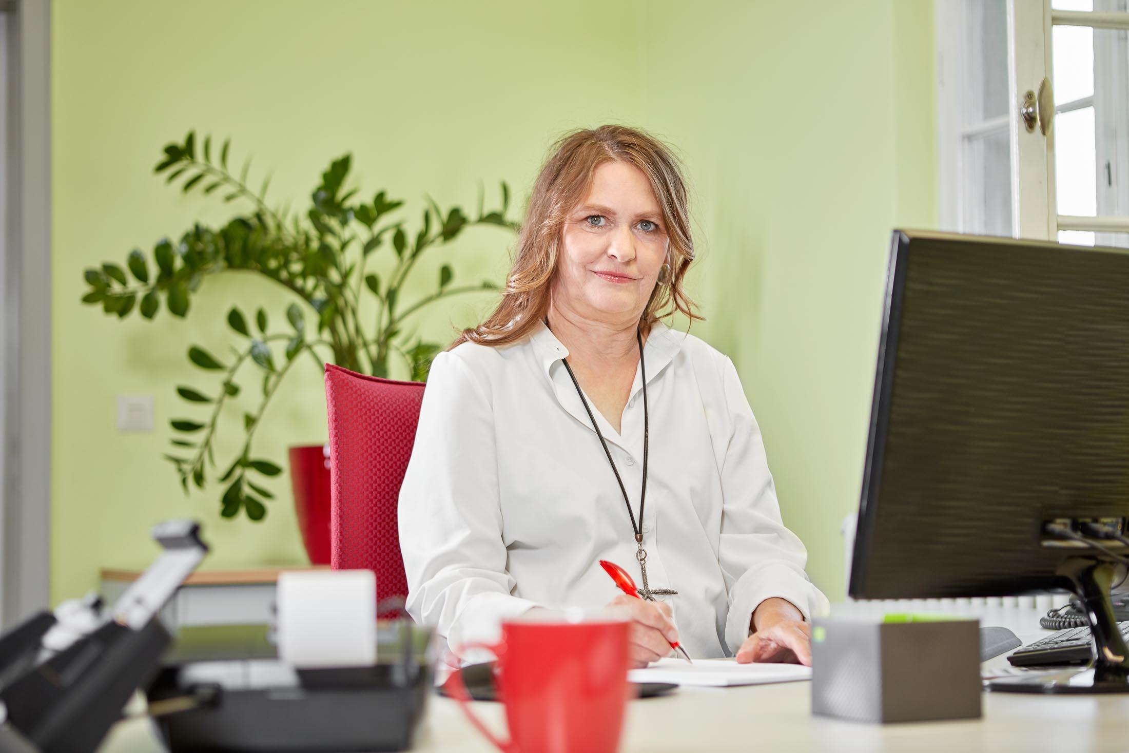 Christine Hjordt-Holzwarth